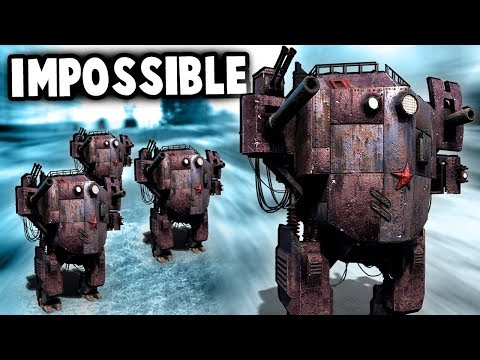 these-mechs-are-too-strong!-(iron-harvest-gameplay---demo)