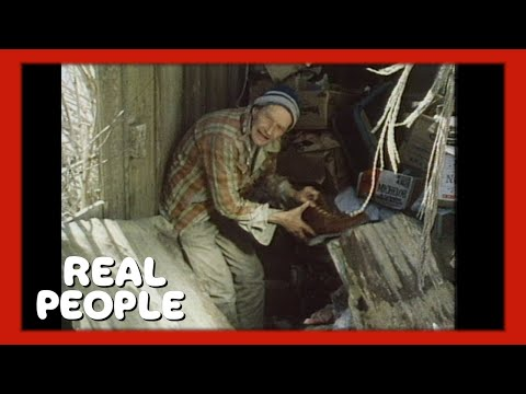 Garbage Man Chemist | Real People | George Schlatter