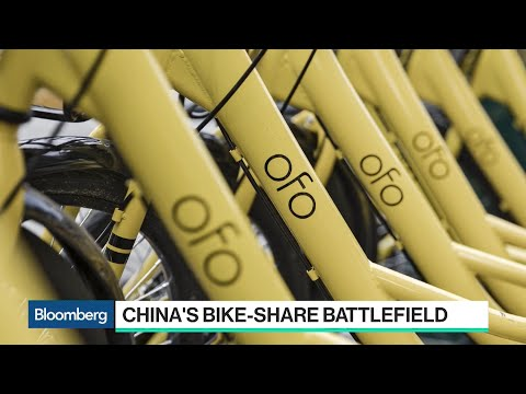 Chinese Bike-Rental Startup Ofo Eyes Global Expansion