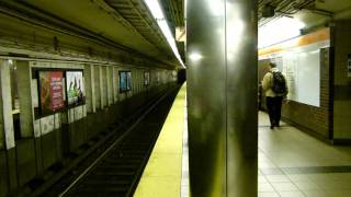 Defective door chimes on the MBTA Orange Line to Forest Hills