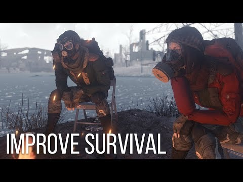 How to Make Survival Mode Fun Again - Fallout 4
