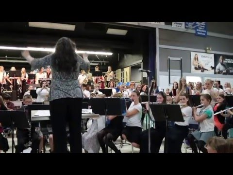Sierra Ridge Middle School - Spring Concert Finale