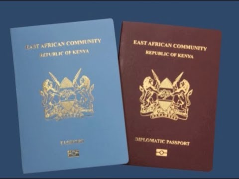 Kenya migrating to digital passports