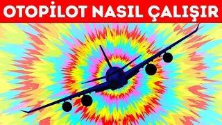 Uçaklardaki Otopilot Aslında Nasıl Çalışır