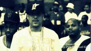 French Montana + Noreaga + J Spades @ Proud2, 02 Arena, 25th July - Only UK show Mp3