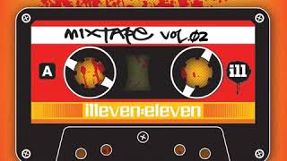 Keith Mackenzie & Fixx - Illeven Eleven Mixtape Vol.02 - Halloween Edition