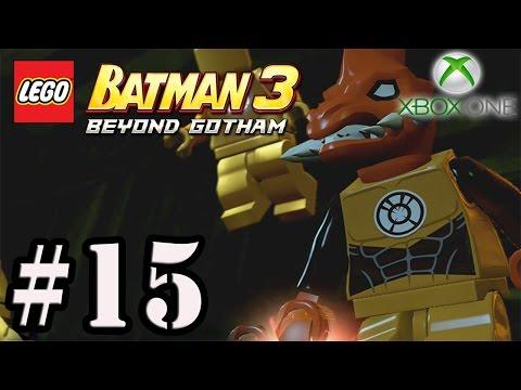 Let's Play: Lego Batman 3: Beyond Gotham - Parte 15 -  Necessitados e Gananciosos