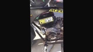 electric start mini bike predator 212 honda gx200 electric start kit