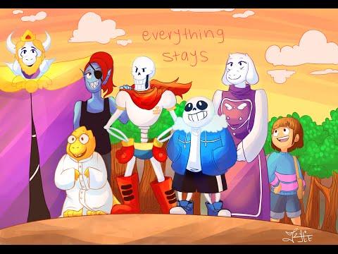 Everything Stays「UNDERTALE」