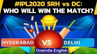 IPL 2020: SRH Vs DC: Shreyas Iyer-led Delhi looks to break losing streak