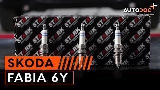 Hvordan og hvornår skifte Tændrør SKODA FABIA Combi (6Y5): videovejledning