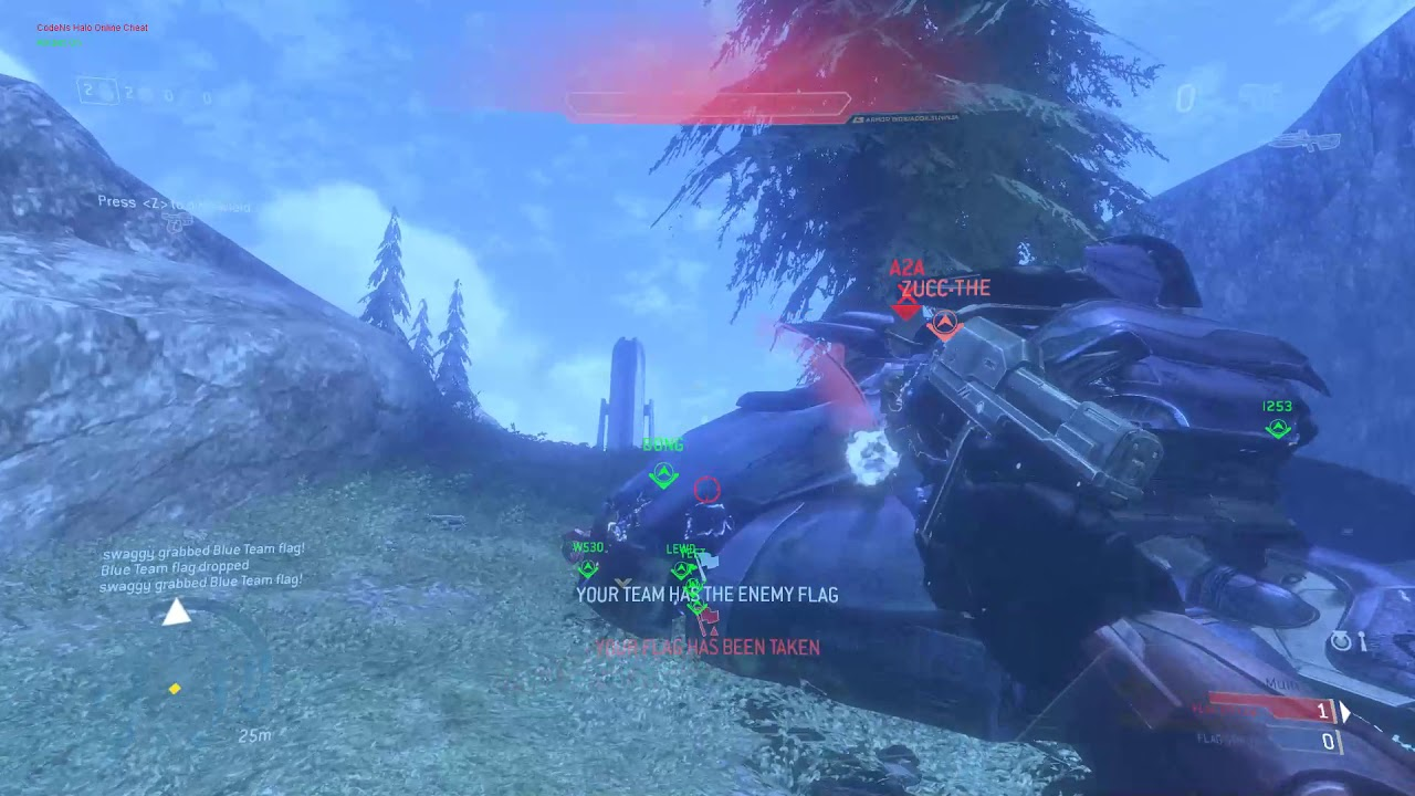 Release] Halo Online 0 6 | Aimbot