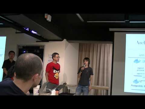 Docker Hack 2014 Taipei part1