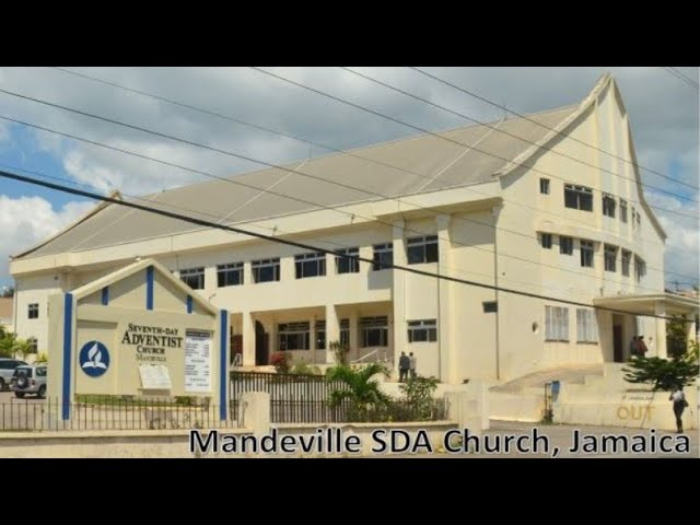 Stewardship Day | Elder Kingsley Clarke | These Hard Times | April 10, 2021