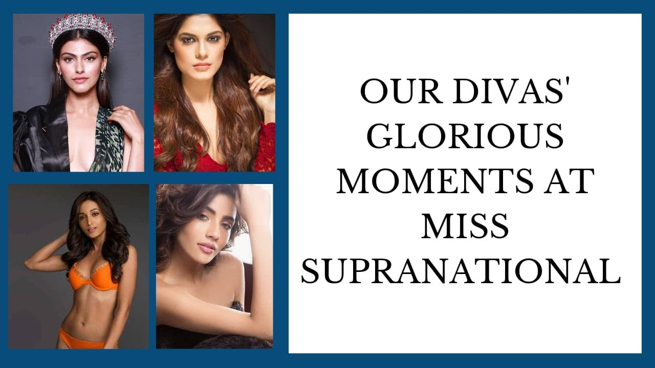 Catch Our Divas Casting A Spell At Miss Supranational's Stage