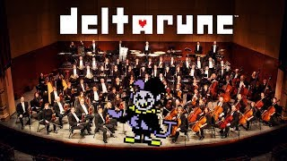 The World Revolving | ORCHESTRA Cover/Remix | Deltarune