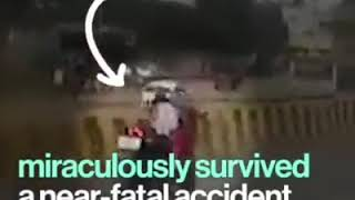 Accident Bachy ko kuch nai hua