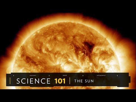 101科學教室:太陽《國家地理》雜誌