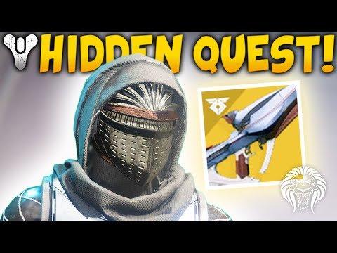 Destiny 2: LOCKED EXOTIC QUEST & BRAY SERVERS! Trials Exotic, Polaris Lance Update & New loot