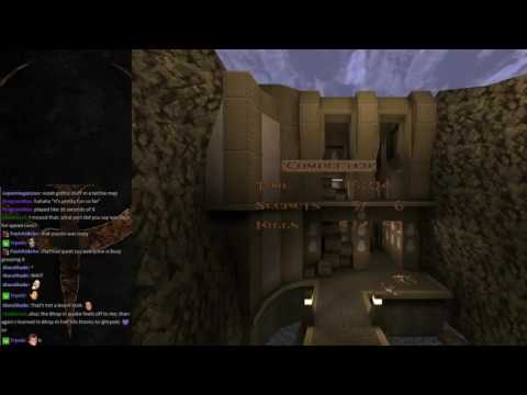 Quake Episode 5 by MachineGames Playthrough