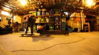 New Homemade Diy Flat Rail Aka (basement Bar)