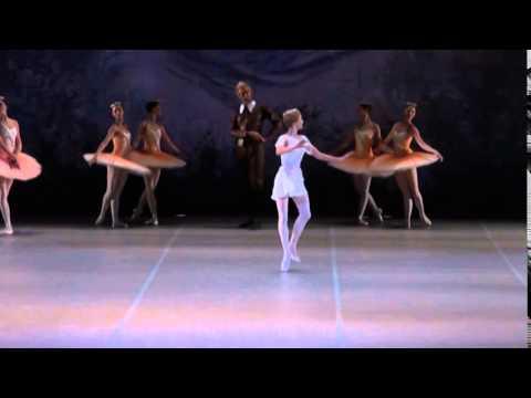 Daria Khokhlova - Cupid Variation Don Quixote Act 2 Bolshoi
