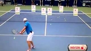Arthur Ashe Kids Day Charity Tennis Game 2012 /OkTennis