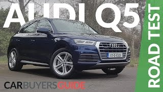 audi q5 review 2017 first impressions