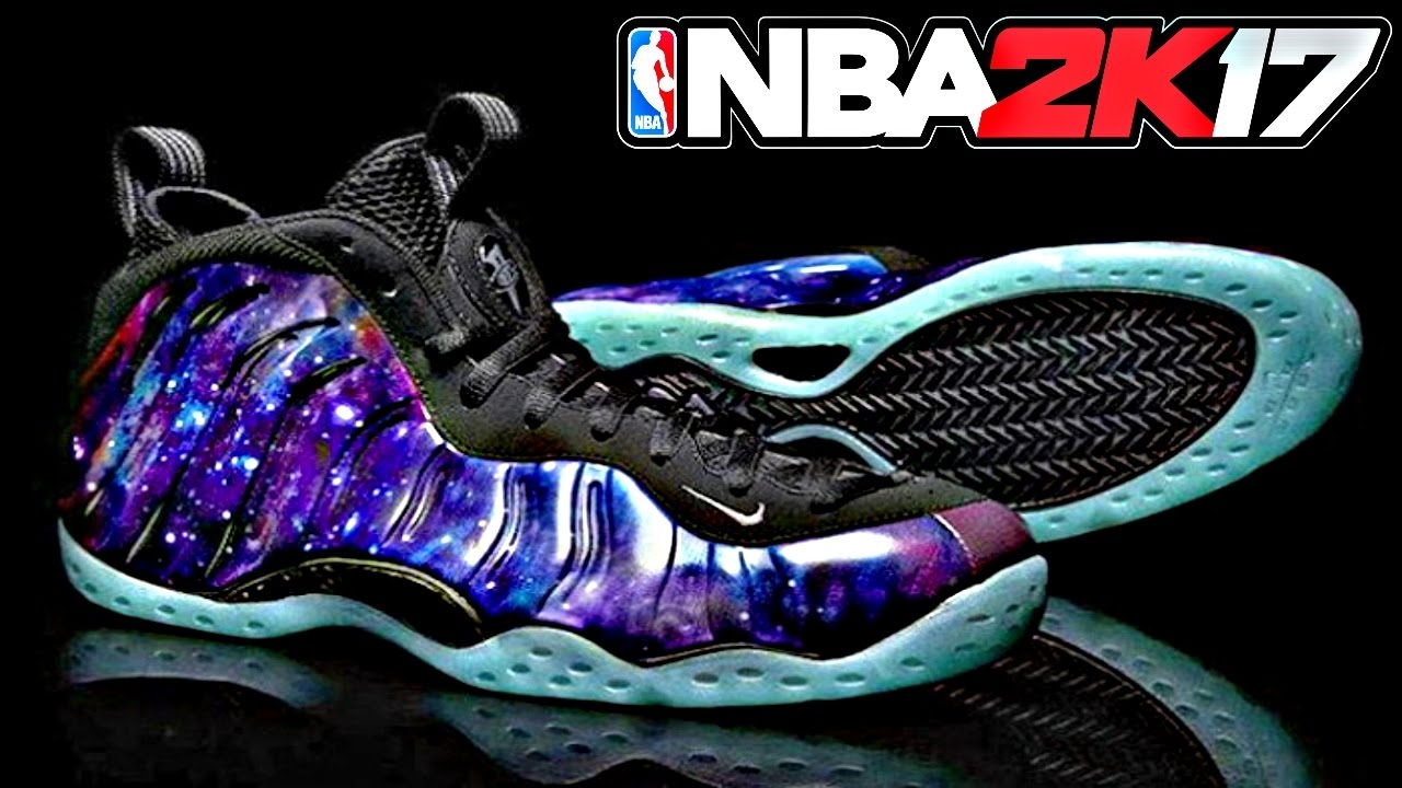 low priced 71d71 1440a NBA 2K17 Shoe Creator Nike Foamposite One NRG