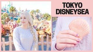Video First Time at Tokyo DisneySea! | Tokyo Vlog download MP3, 3GP, MP4, WEBM, AVI, FLV Agustus 2018