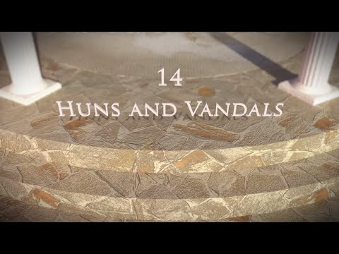 History of the Decline and Fall of The Roman Empire | Huns & Vandals | The Great Courses