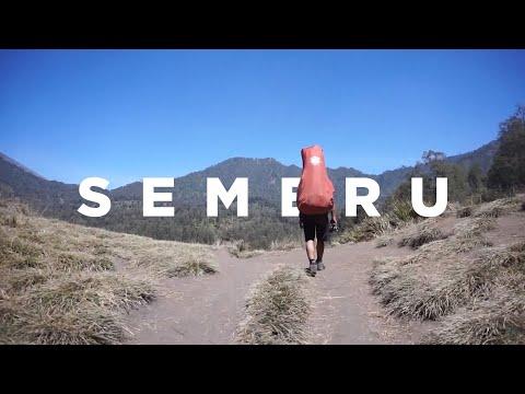 Mahameru | Pendakian Gunung Semeru