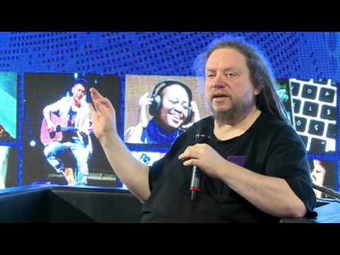 Highlights from Jaron Lanier Keynote at Digital Content Market Conference