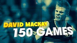 Milestone: David Mackay 150 Games