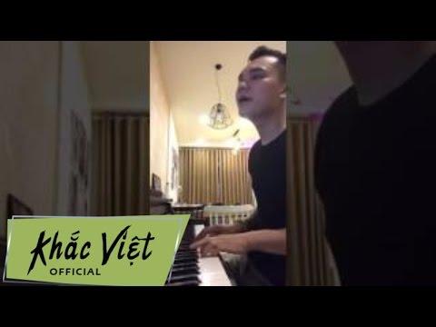 [Cover] Phía Sau Một Cô Gái - Khắc Việt