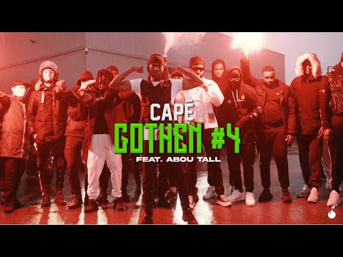 Download Capé - Gothen #4 feat Abou Tall I Daymolition