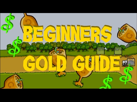 Grow Castle Beginners Gold Guide