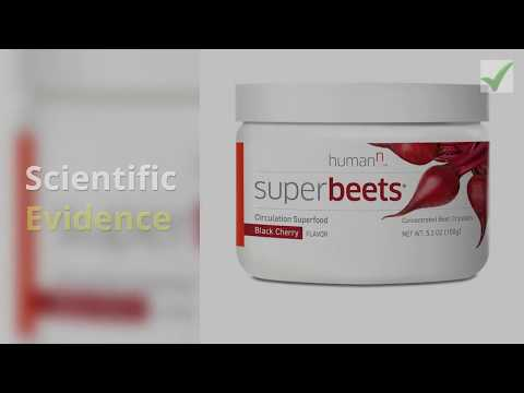 SuperBeets Review 2018 - Circulation Superfood that boosts energy?!