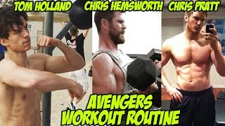 avengers-infinity-war-cast-s-workout-routine-best-excersises-of-marvel-cast