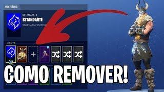 HOW to REMOVE BACKPACK-BUG FROM BACKPACK V 5.0-Fortnite Battle Royale