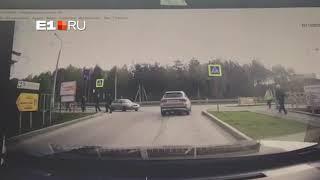Велосипедист попал под колёса авто