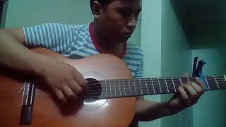 Trên tường nhà dưỡng lão - Hamlet Trương - guitar cover 🎸