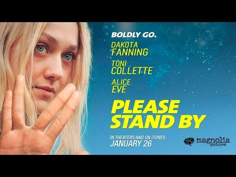 Please Stand By - Official Trailer
