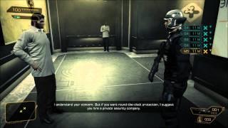 Deus Ex: Human Revolution (PC), Part 036: Let