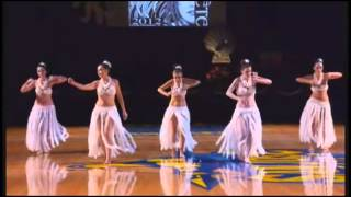 "Danzas Polinesias de Guadalajara // ""Tahiti fete"" 2012 - Aparima.wmv"