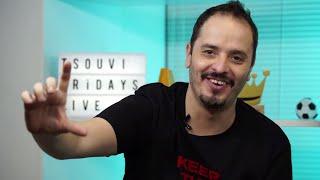 KINGBET STORIES LIVE ep4: Γούρια και προλήψεις στον αθλητισμό! - Αλέξανδρος Τσουβέλας