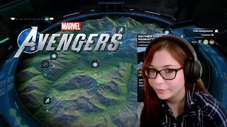 Marvel Avengers WarTable Stream JUNE - REACTION & THOUGHTS