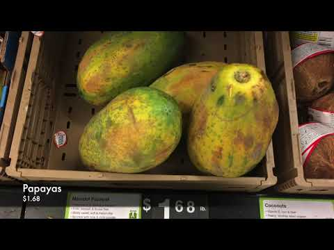 Dr Sebi Approved Alkaline Foods at WALMART   Alkaline Vegan Grocery Shopping