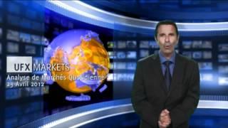 UFXMarkets -Forex Analyse de Marchés-Avril-23-2012