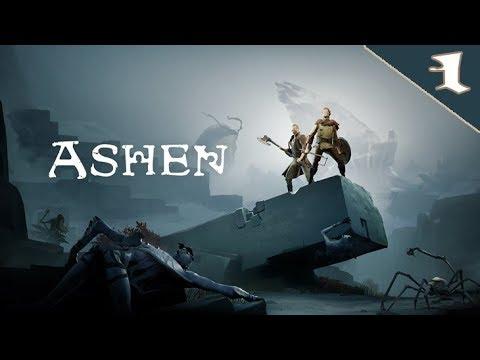 Ashen - Parte 1 - Los Items en este juego son lo Mejor! thumbnail